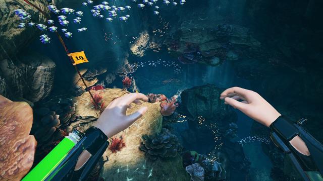 Best VR Underwater Adventure Games for Deep-Sea Explorers