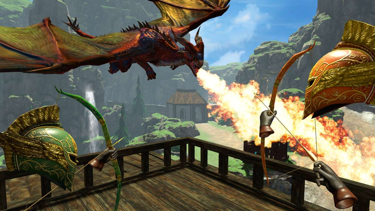 Best VR Archery Games for Bow Shooting Action   vrgamecritic