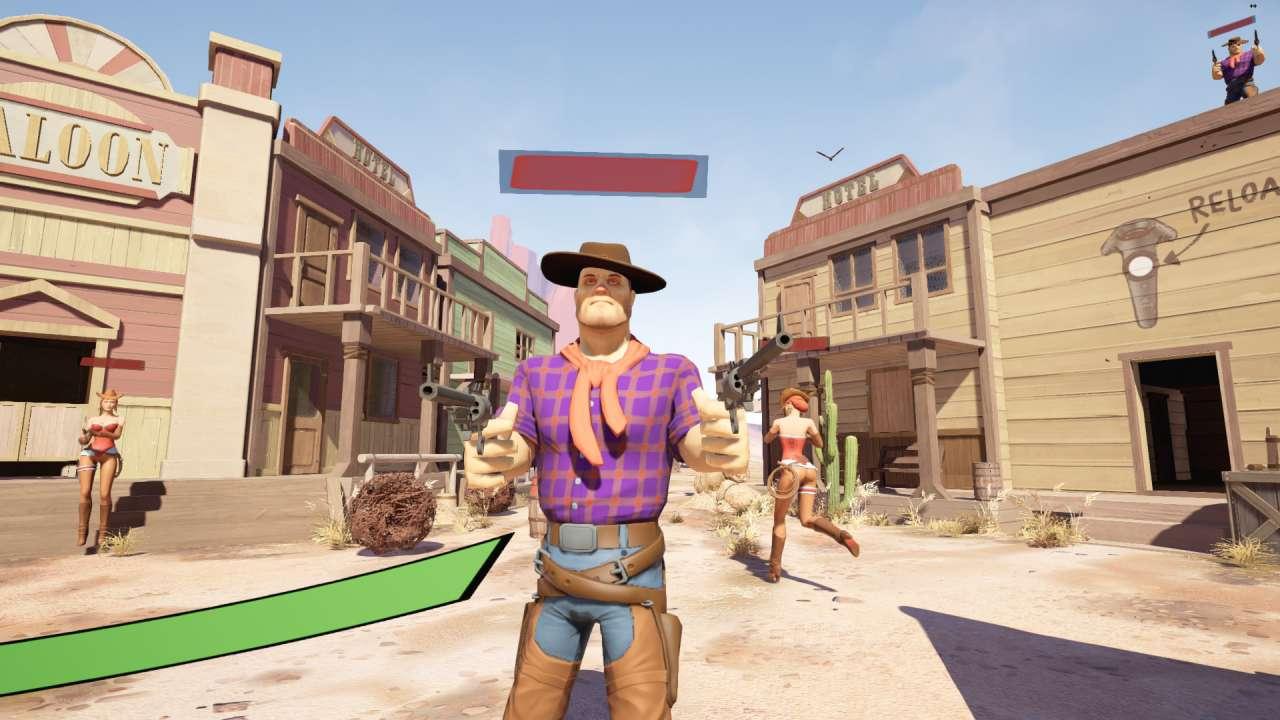 Best VR Western-inspired Games – The Wild West awaits
