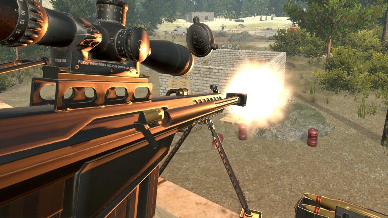 Mad Gun Range Vr Simulator Reviews Overview Vrgamecritic