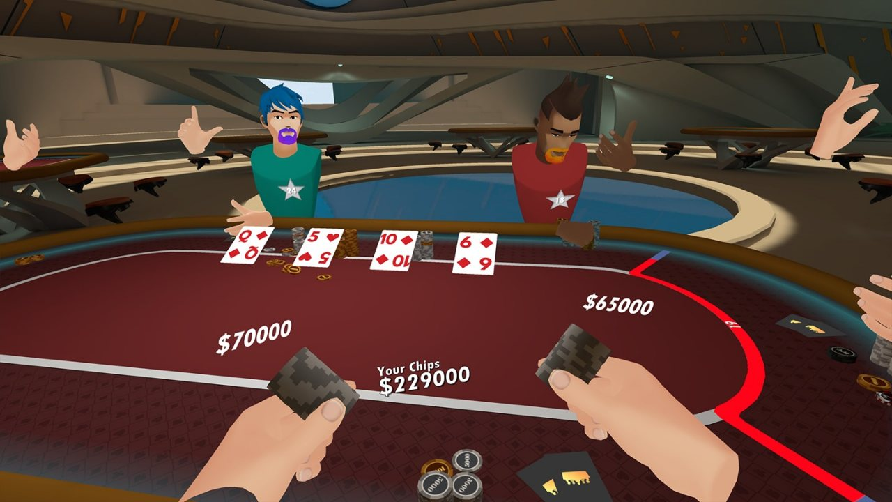 Poker VR Reviews & Overview | vrgamecritic