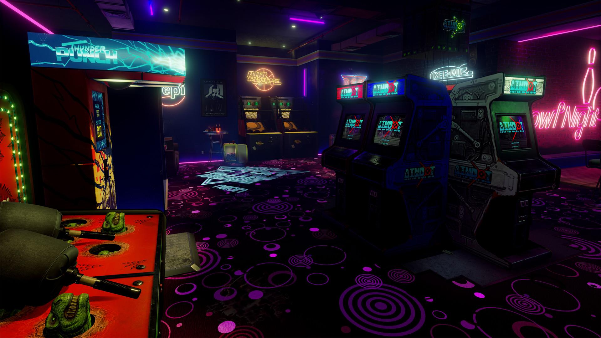 New Retro Arcade Neon Reviews Amp Overview Vrgamecritic