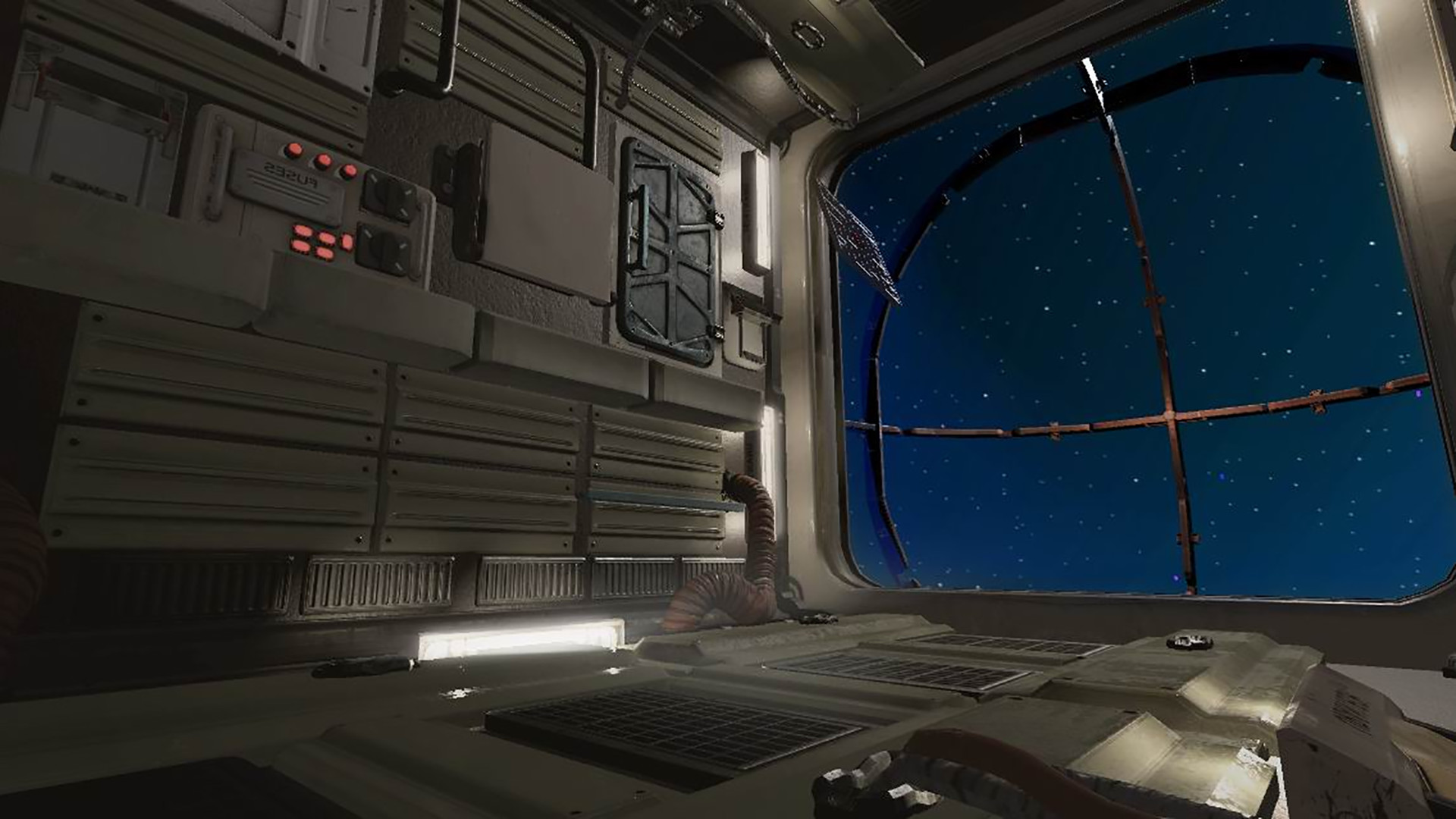 VR Escape the Space Station Reviews & Overview | vrgamecritic