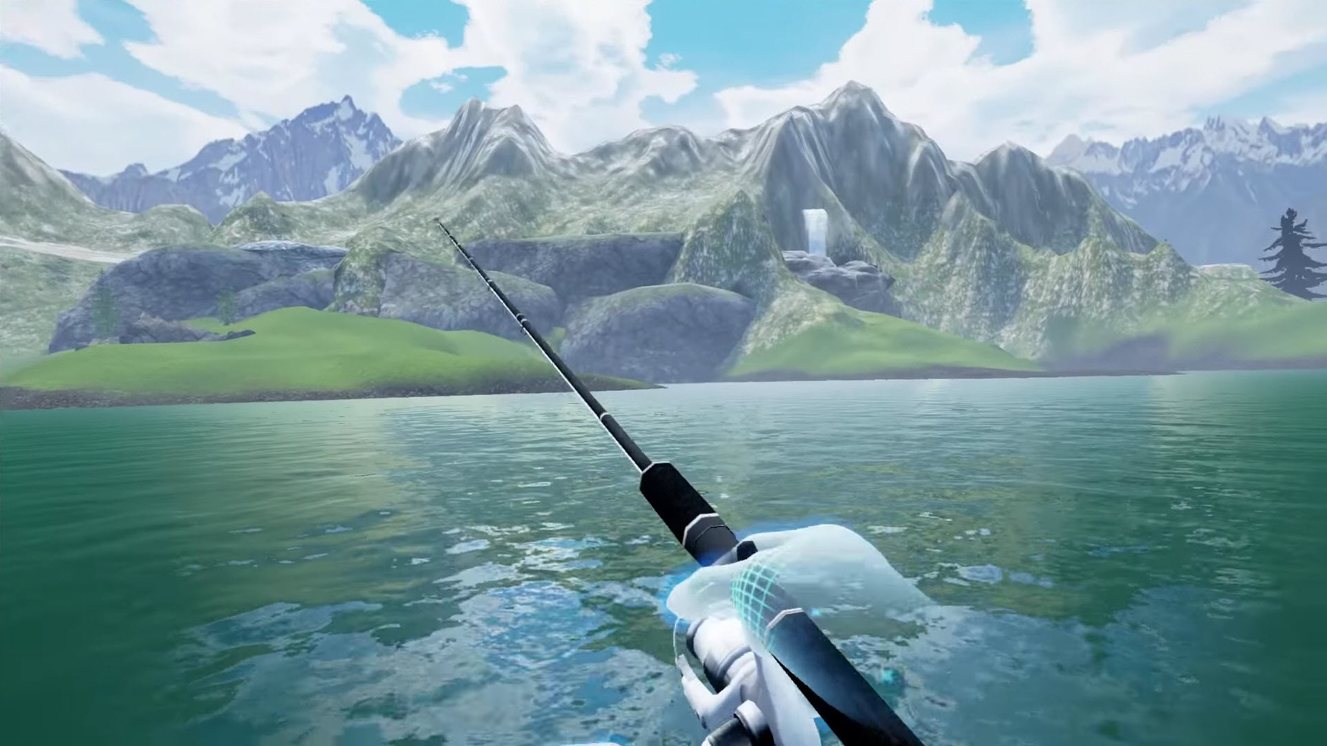 Pro fishing challenge vr reviews overview vrgamecritic for Fishing vr games